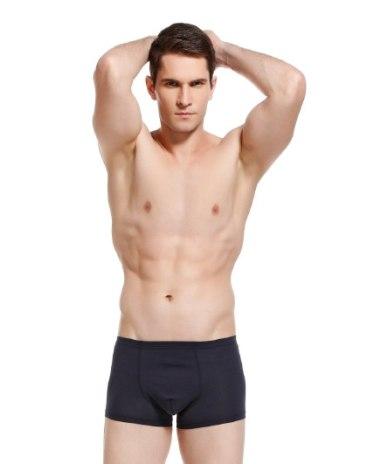 Cotton Seamless Men's Underwear