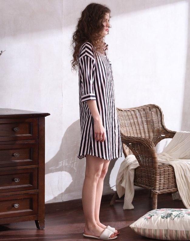 Cotton Half Sleeve Women's Sleepwear
