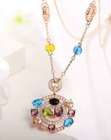 Colourful Sweater Chain