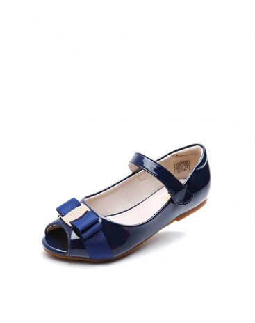 Girls' Leather Shoes