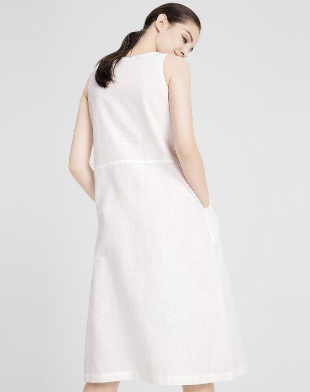 Cotton Sleeveless Thin Women's Sleepwear