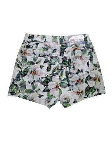 White Short Women's Pants
