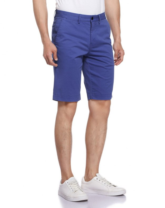 Blue Short Men's Pants