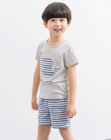 Gray Boys' Loungewear