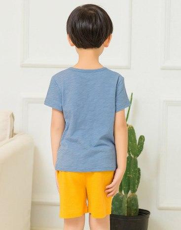 Blue Boys' Loungewear