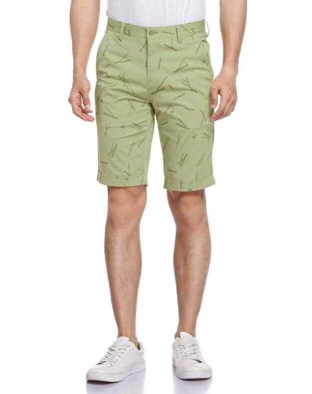 Green Short Men's Pants