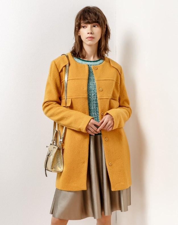 Yellow Women's Outerwear