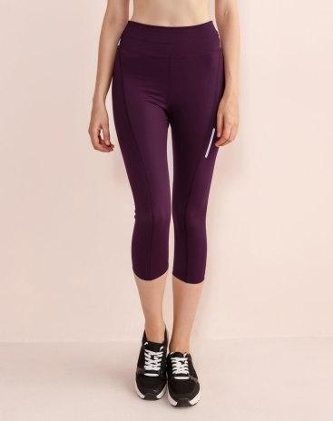 3/4 Length Warm Women's Pants