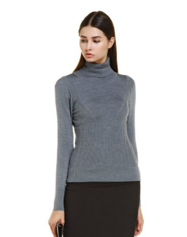 Gray Women's Knitwear