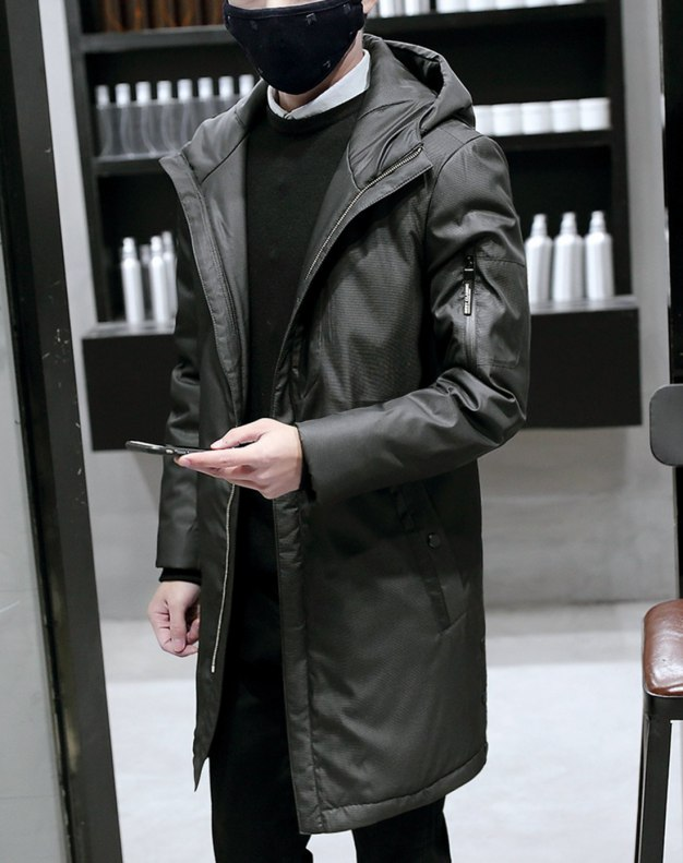 Standard Men's Down Coat