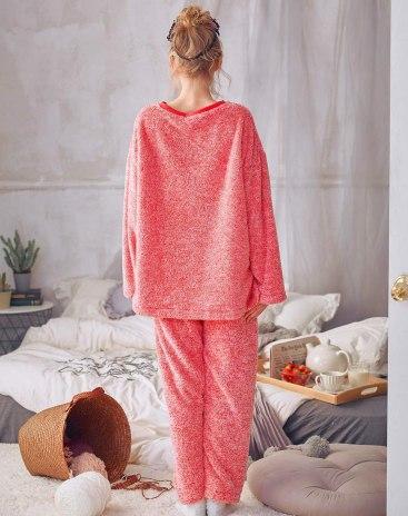 Red Women's Loungewear