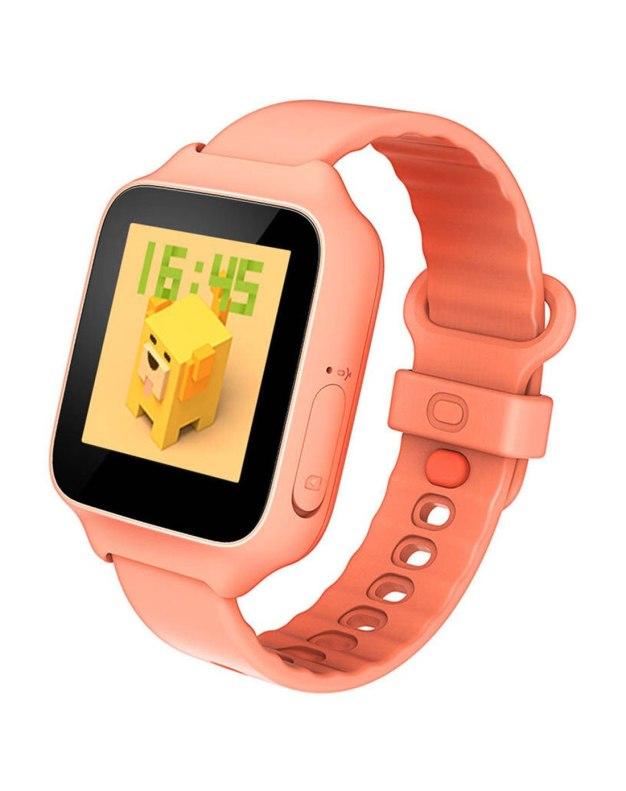 샤오미 아동용 GPS 스마트워치 핑크