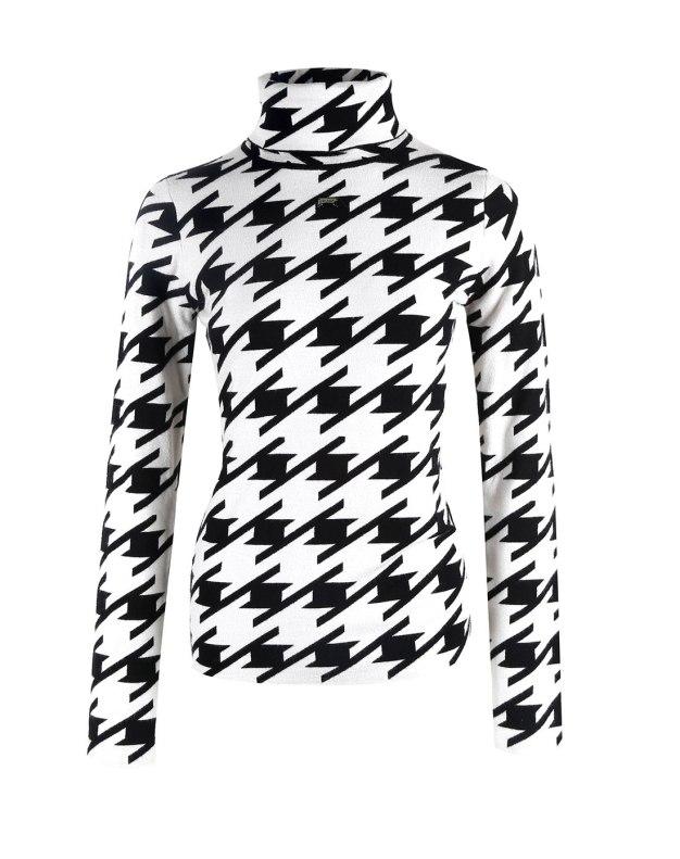 Others1 긴소매 슬림핏 여성 스웨터