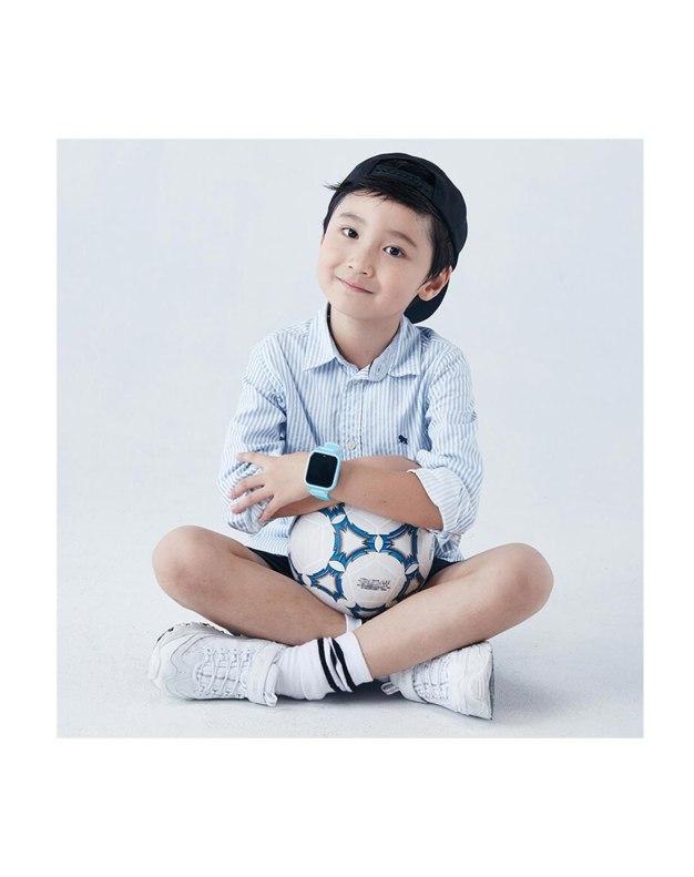 샤오미 아동용 GPS 스마트워치 S1+ 블루