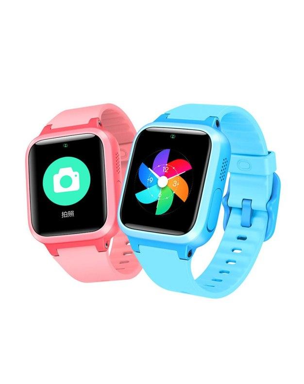 샤오미 아동용 GPS 스마트워치 S1+ 핑크