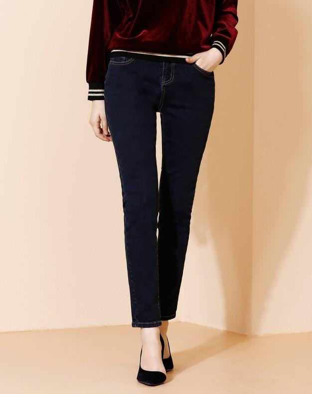 Blue Sewing Women's Jeans