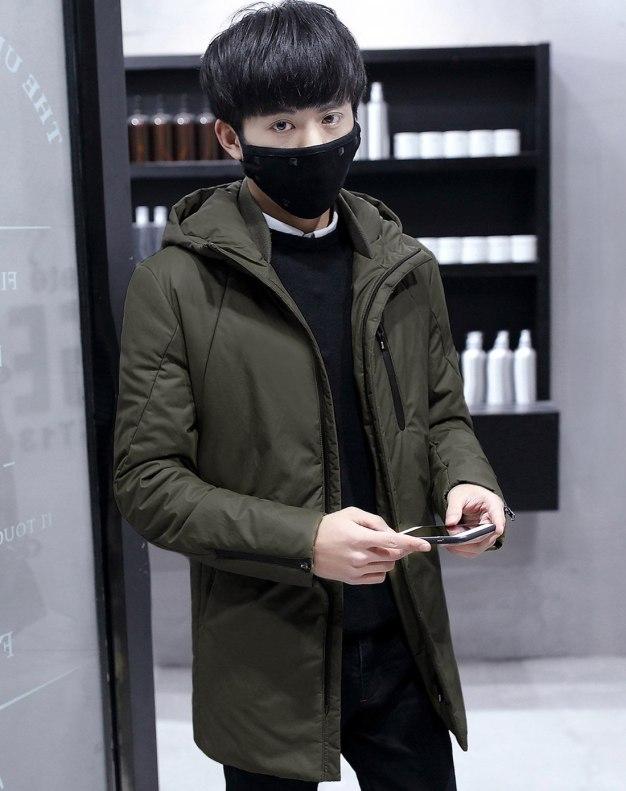 Gray Standard Men's Outerwear