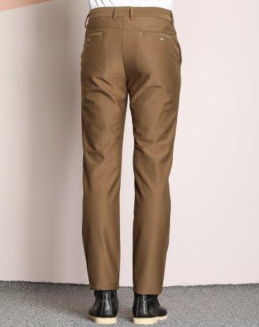 Inelastic Long Men's Pants
