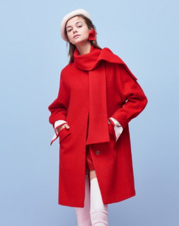 Red Women's Outerwear