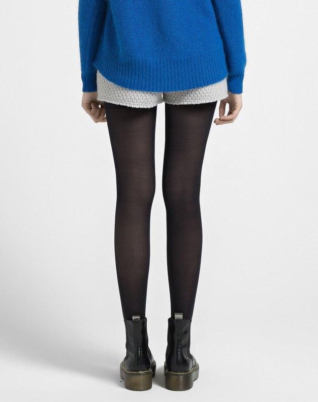 Gray Short Women's Pants