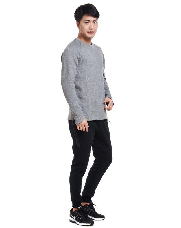 Standard Round Neck Men's Sweatshirt