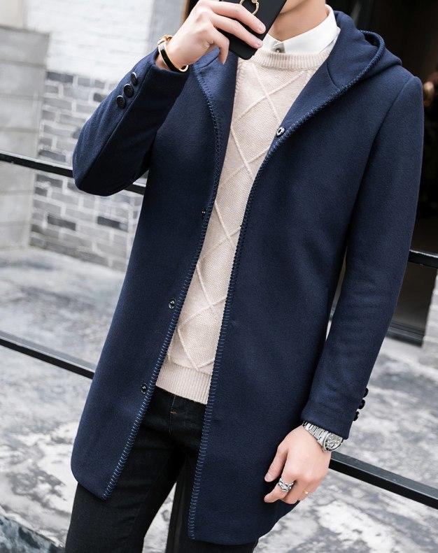 Indigo Men's Outerwear