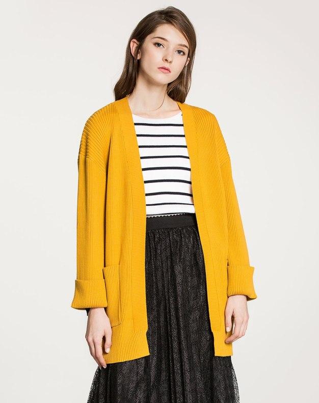 Yellow Women's Knitwear