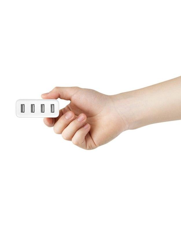 샤오미 USB 충전기 4포트