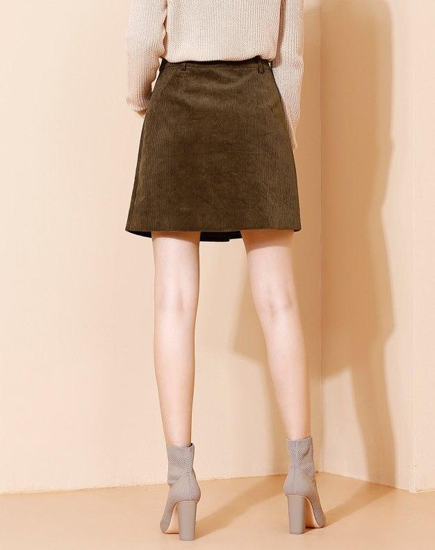 Coffee Women's Skirt