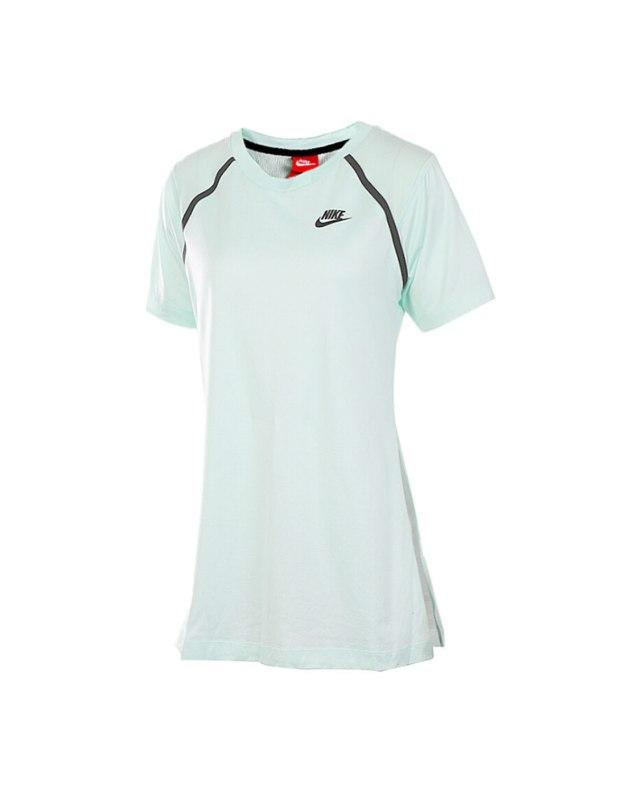 Green Short Sleeve Standard Women's T-Shirt