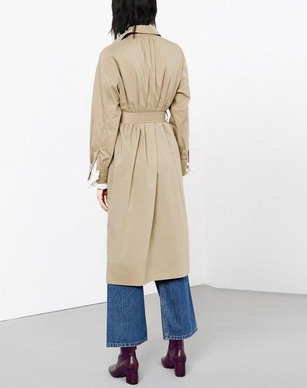 Others1 긴소매 여성 드레스
