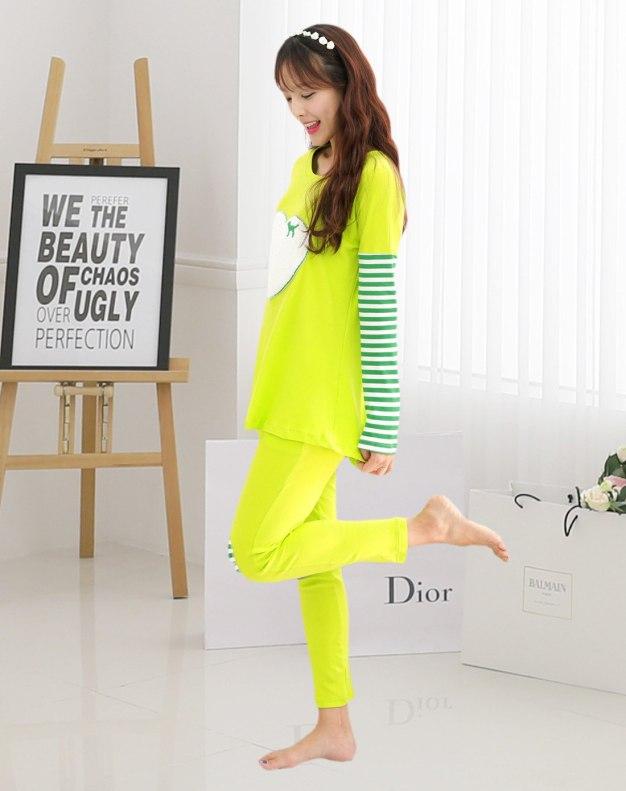 Green Women's Loungewear