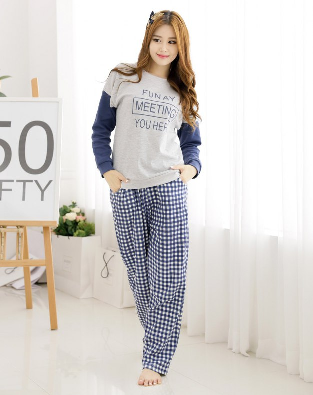 Gray Women's Loungewear
