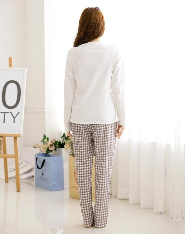 White Women's Loungewear