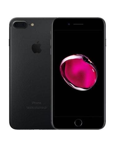 애플 정품 아이폰 7 Plus 128GB 매트블랙