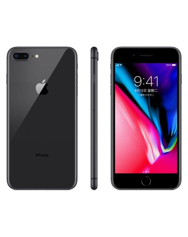 애플 정품 아이폰8 플러스 256G 스페이스그레이