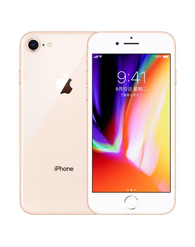 애플 정품 아이폰8 256G 골드