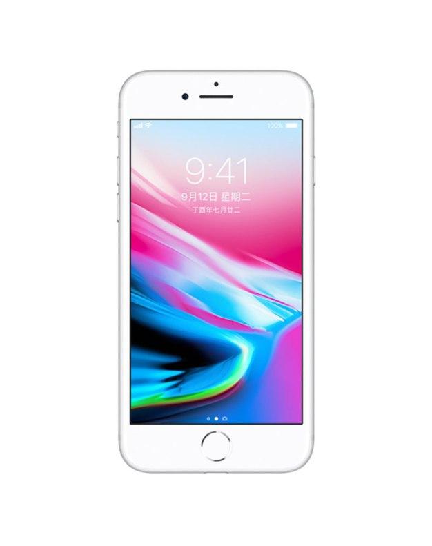 애플 정품 아이폰8 64G 실버