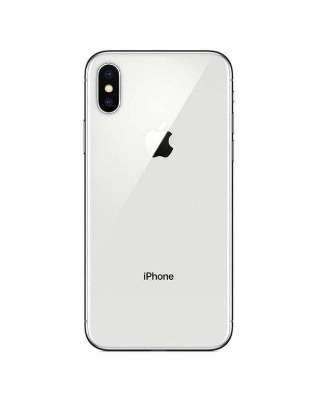 애플 정품 아이폰 X 64GB 실버