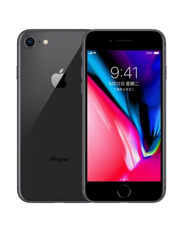 애플 정품 아이폰8 256G 스페이스그레이