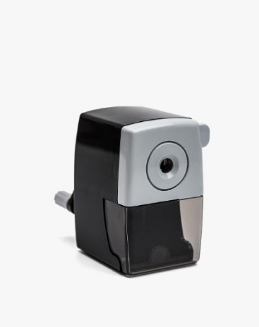 Black Pencil Sharpener