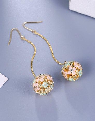 Multicolour Earrings