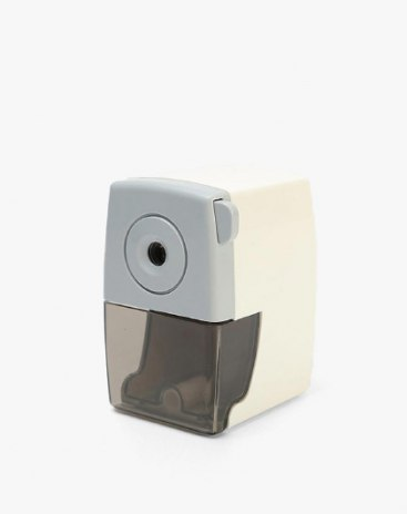 White Pencil Sharpener