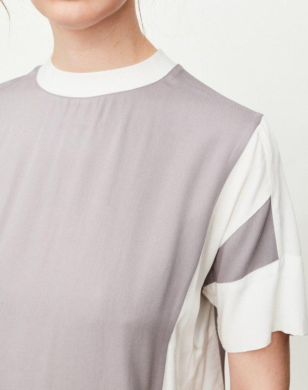 Gray Women's T-Shirt