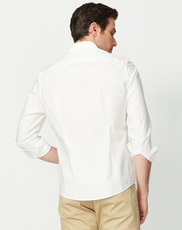White Men's Shirt