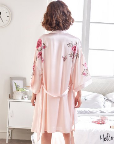 Pink Women's Night-Robe