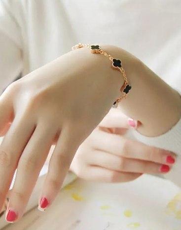 Rose Gold Sweetheart Bracelet