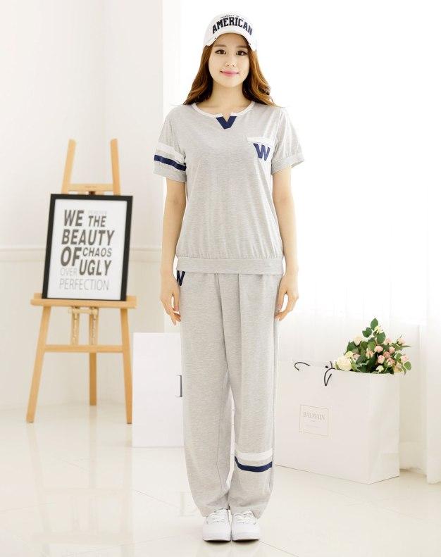 Gray Women's Loungewear