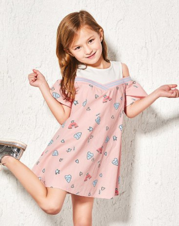 Others3 Pullover One-Piece Baby's Dress & Skirt