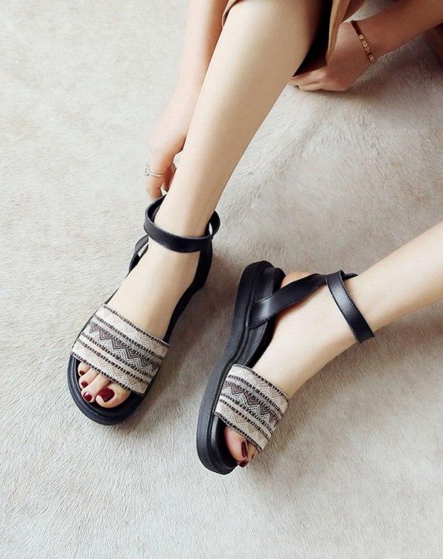 Brown Women's Sandals